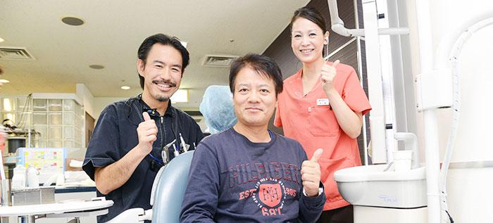 可能な限り痛くない歯科治療