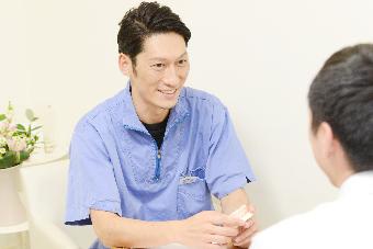患者様とのコミュニケーション