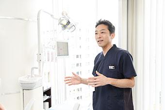 富田ドクター