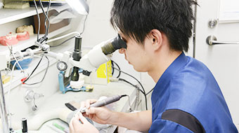 歯科技工士の匠