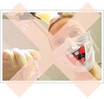怖い歯医者さんのイメージ