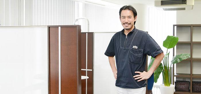 歯学博士飯田吉郎
